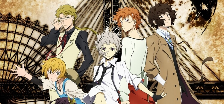 Bungou Stray Dogs Season 2 BD Batch Subtitle Indonesia