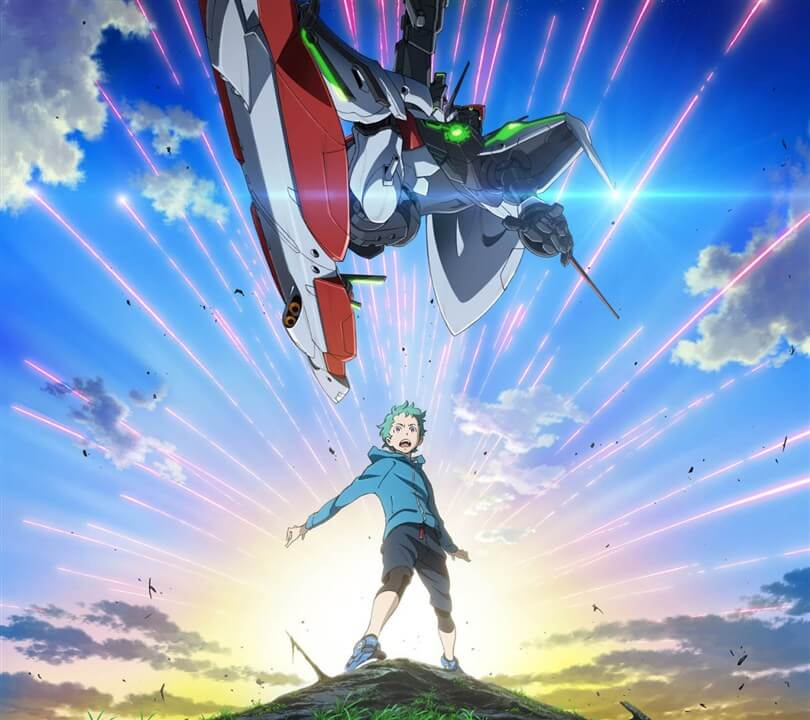 Eureka Seven AO Batch Subtitle Indonesia