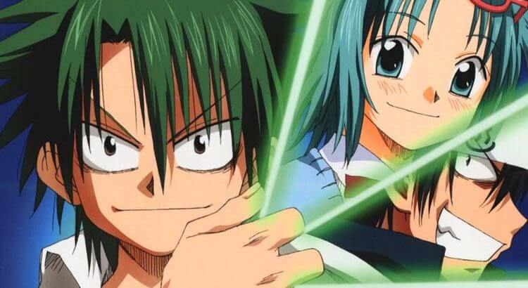 The Law of Ueki Batch ( Episode 01-51 ) Subtitle Indonesia