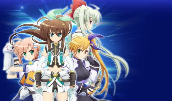 ViVid Strike! BD Batch ( Episode 01-12+OVA )Subtitle Indonesia