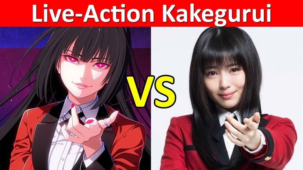 Kakegurui Live Action Batch Subtitle Indonesia