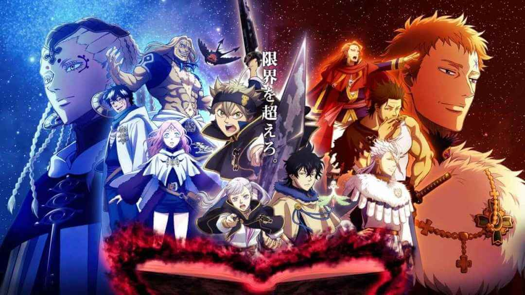 Black Clover Episode 144 Subtitle Indonesia