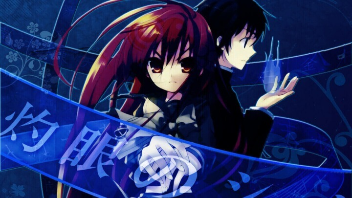 Shakugan no Shana Season 1 BD Batch Subtitle Indonesia