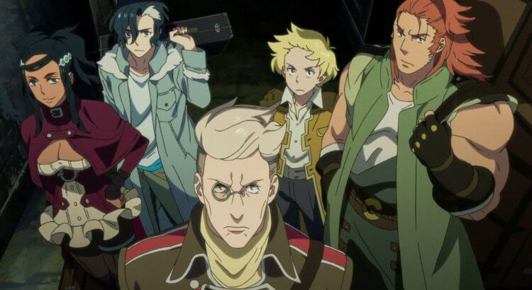 Sirius the Jaeger Episode ( 01-12 END ) Batch Subtitle Indonesia