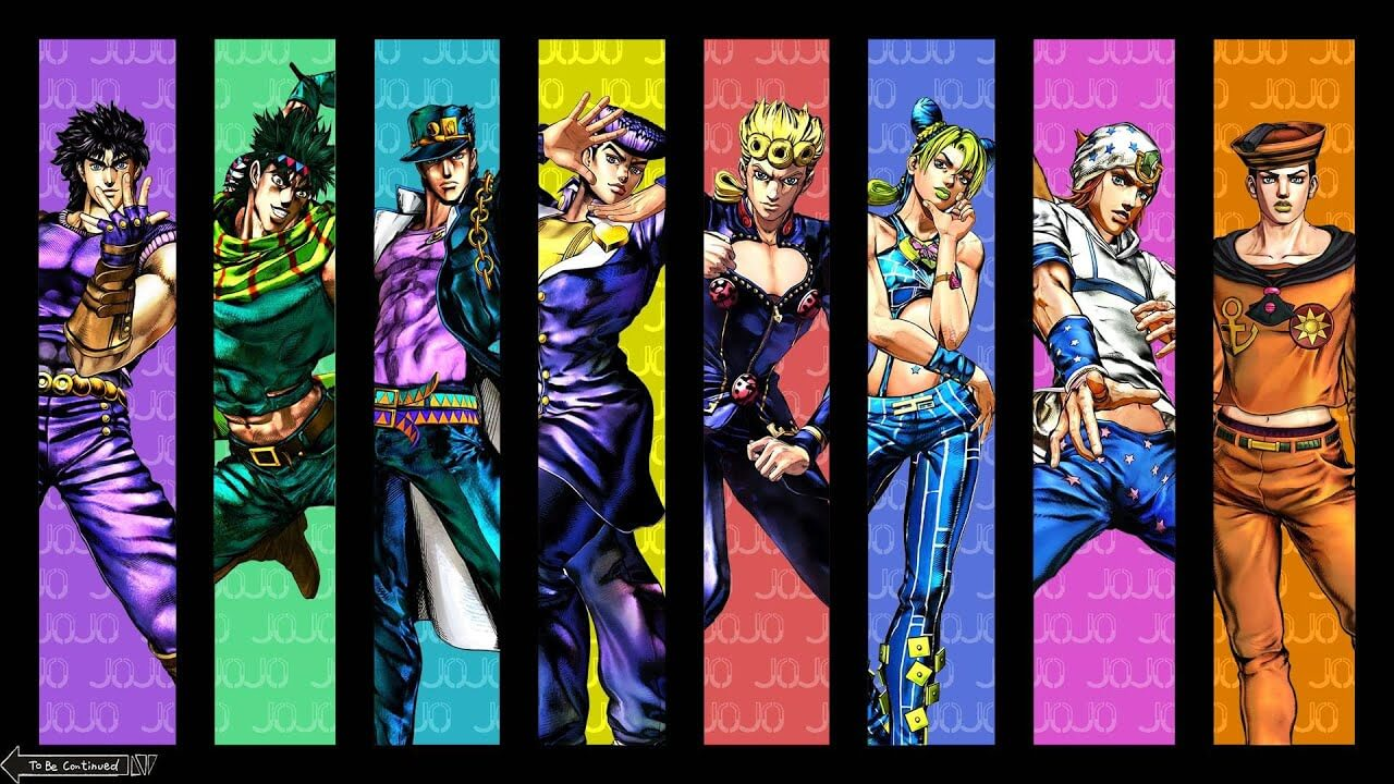 JoJo no Kimyou na Bouken Batch Full Series Subtitle Indonesia