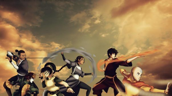 Avatar: The Legend of Aang Batch Subtitle Indonesia