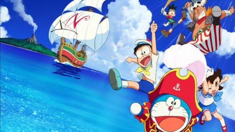 Doraemon Movie 38: Nobita no Takarajima BD Subtitle Indonesia