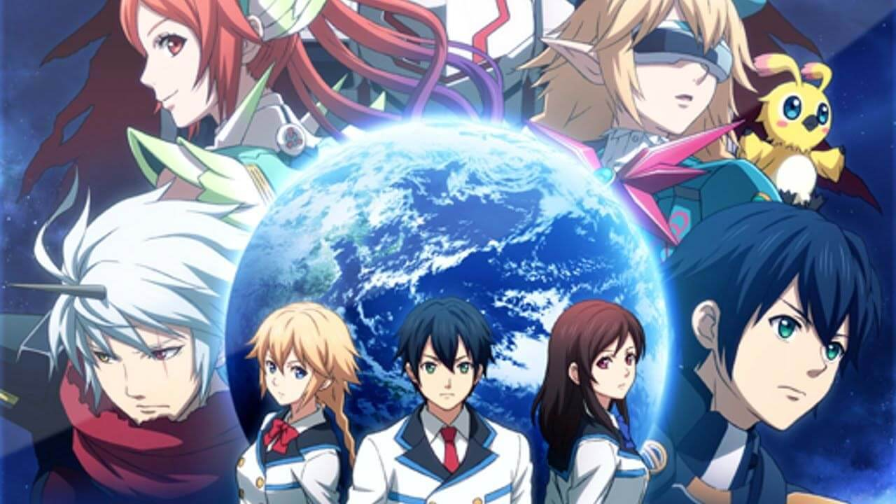 Phantasy Star Online 2 The Animation Batch Subtitle Indonesia
