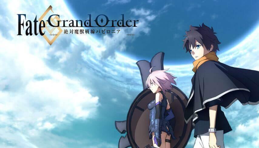 Fate/Grand Order Zettai Majuu Sensen Babylonia Batch Episode 01-21 [END] Subtitle Indonesia