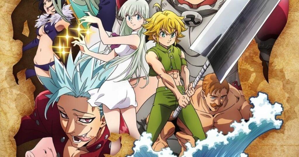 Nanatsu no Taizai Season 3 Batch Episode 01-24 [END] Subtitle Indonesia