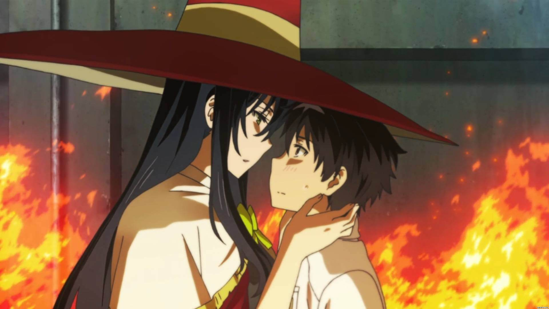 Witch Craft Works Batch BD (Episode 01 – 12 ) Sub Indo + OVA