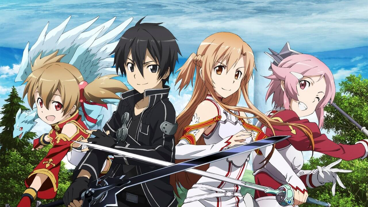 Sword Art Online BD Batch Sub Indo