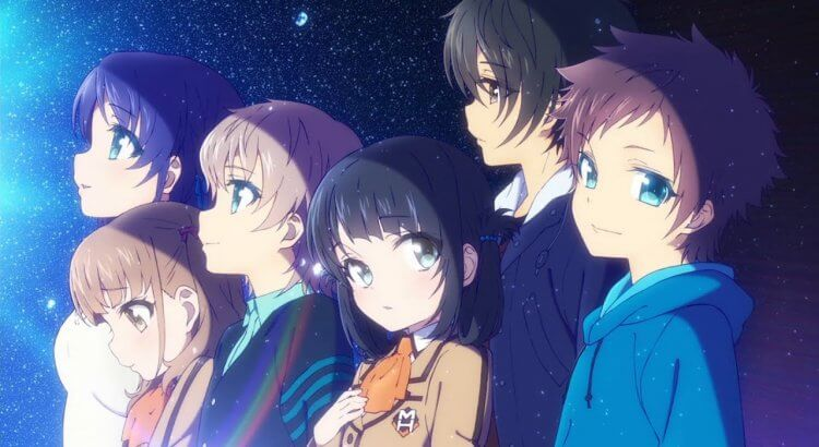 Nagi no Asukara BD Batch Subtitle Indonesia