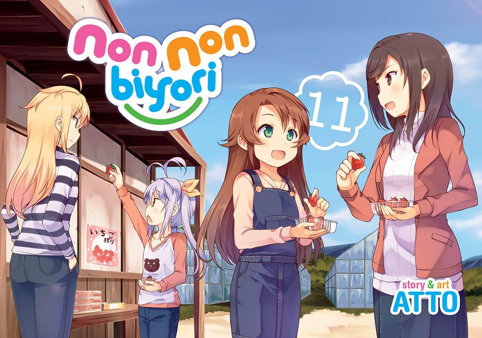 Non Non Biyori BD Subtitle Indonesia Batch (Episode 01-12 + OVA)
