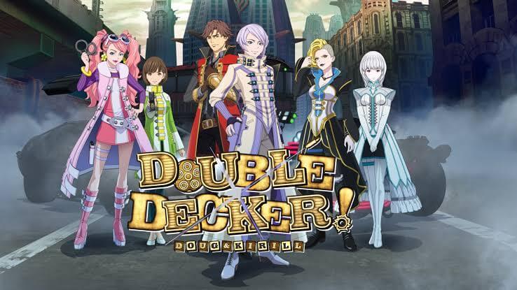 Double Decker! Doug & Kirill: Extra Subtitle Indonesia