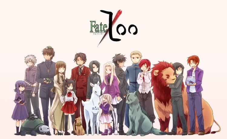 Fate/Zero (S2) BD Subtitle Indonesia Batch (Episode 01-12)