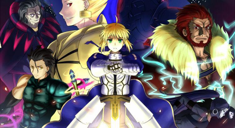 Fate/Zero BD Subtitle Indonesia Batch (Episode 01-13)