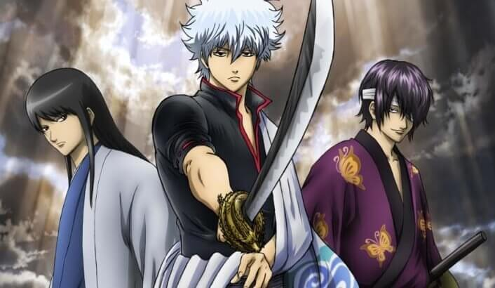 Gintama Movie 1: Shinyaku Benizakura-hen BD Subtitle Indonesia