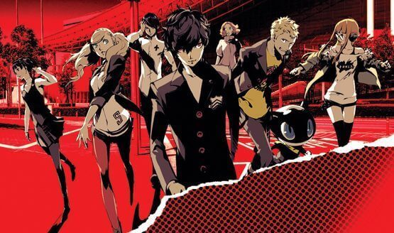 Persona 5 the Animation Batch Subtitle Indonesia