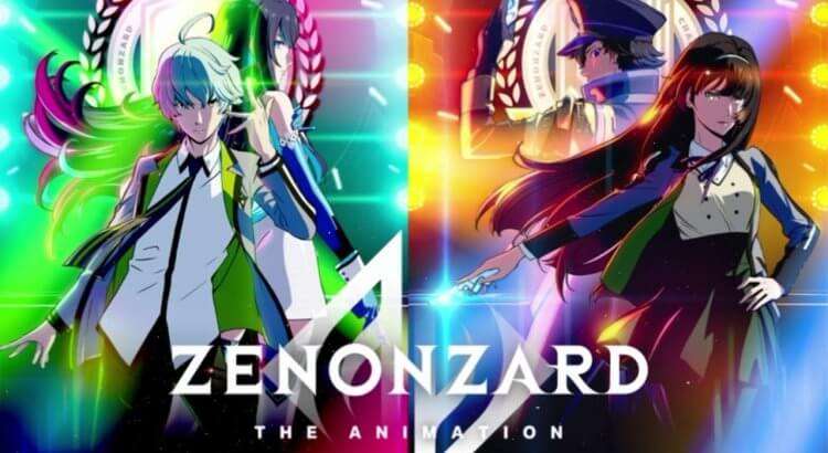 Zenonzard: The Animation Episode 05 Subtitle Indonesia