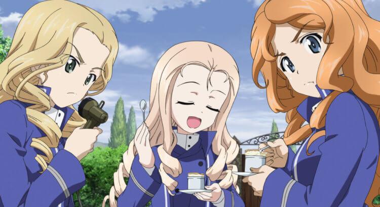 Girls & Panzer: Saishuushou Part 2 BD Subtitle Indonesia