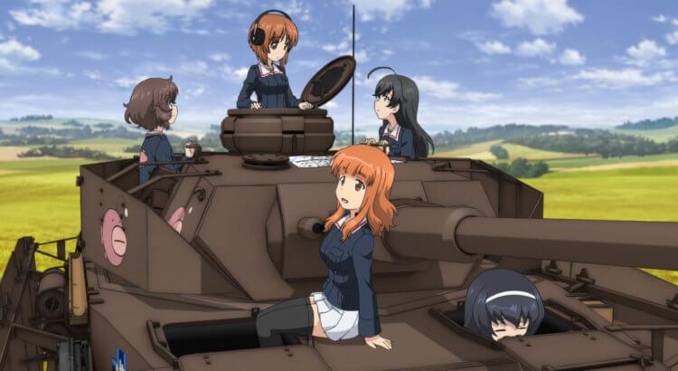 Girls & Panzer: Saishuushou Part 1 BD Subtitle Indonesia