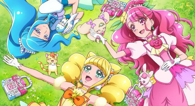 Healin` Good Precure Episode 18 Subtitle Indonesia