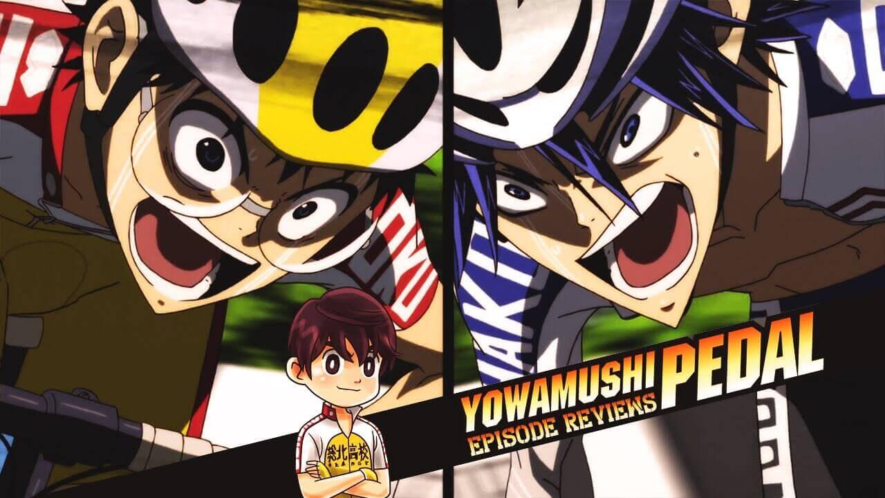 Yowamushi Pedal: Grande Road Batch (Episode 01-24) Subtitle Indonesia