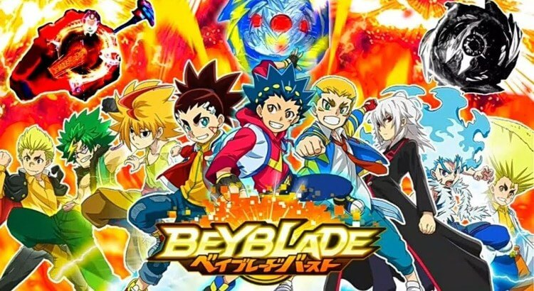Beyblade Burst Super King Episode 19 Subtitle Indonesia