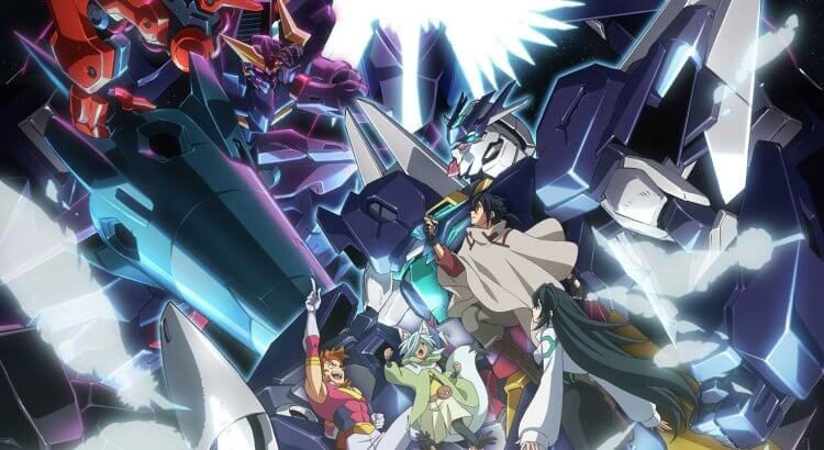 Gundam Build Divers Re:Rise S2 Episode 05 Subtitle Indonesia