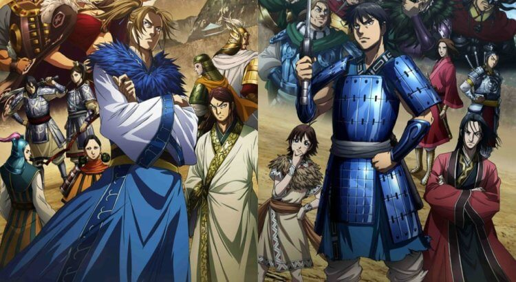 Kingdom S3 Episode 06 Subtitle Indonesia
