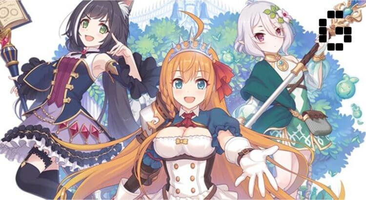 Princess Connect! Re:Dive Batch Episode 01-13 [END] Sub Indo