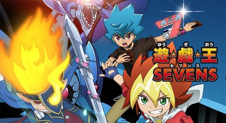 Yu-Gi-Oh!: Sevens Episode 31 Subtitle Indonesia