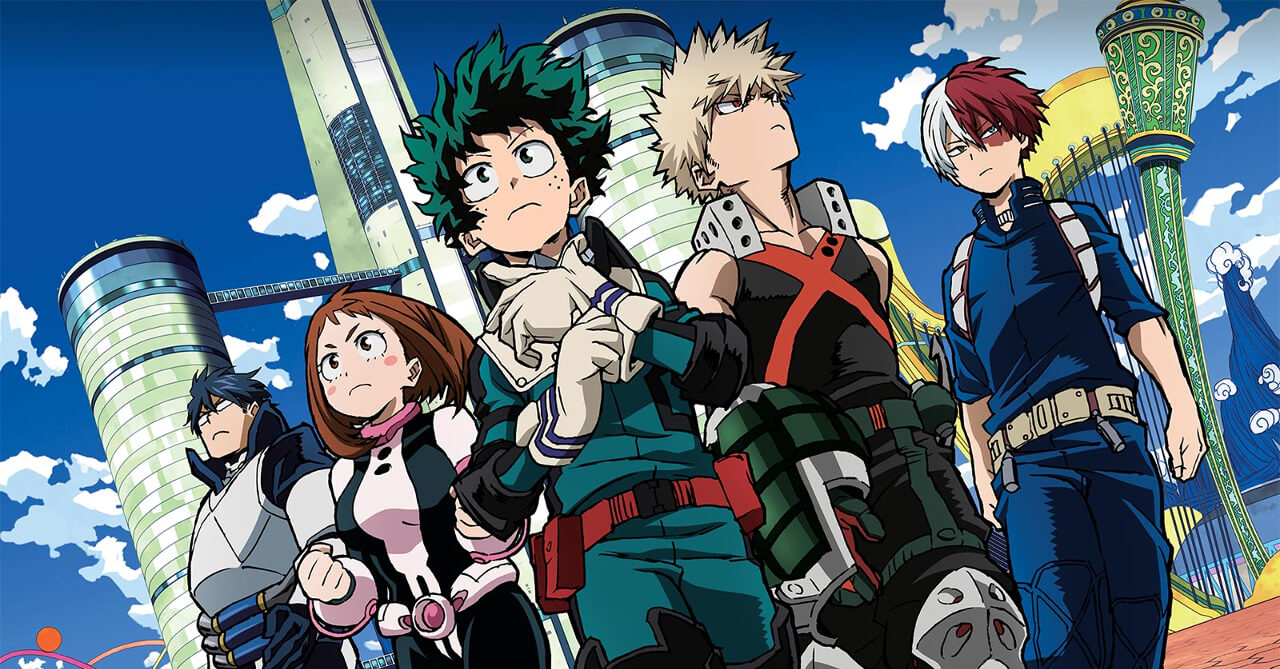 Boku no Hero Academia: Futari No Hero – Subtitle Indonesia