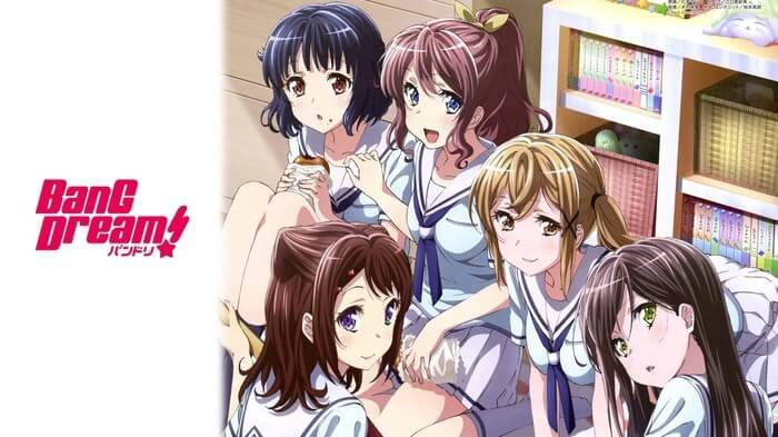 BanG Dream!: Asonjatta! BD Subtitle Indonesia
