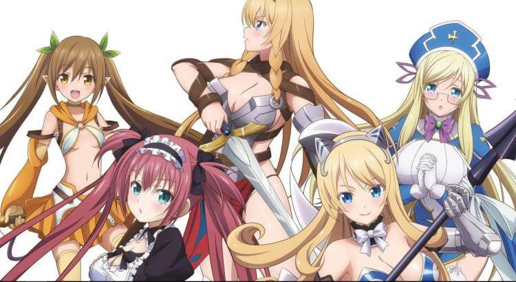 Queen's Blade: Unlimited Episode 02 Subtitle Indonesia