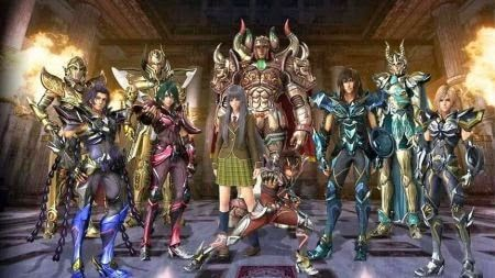 saint seiya : the legend of sanctuary – Subtitle Indonesia