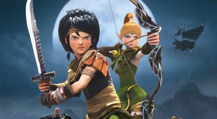Dragon Nest: Warriors' Dawn BD Subtitle Indonesia
