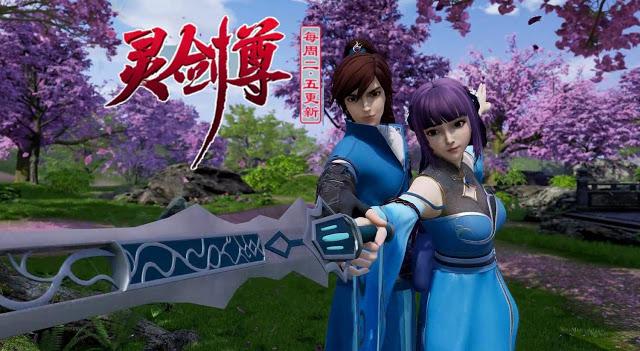 Spirit Sword Sovereign Season2 [BATCH] – Subtitle Indonesia