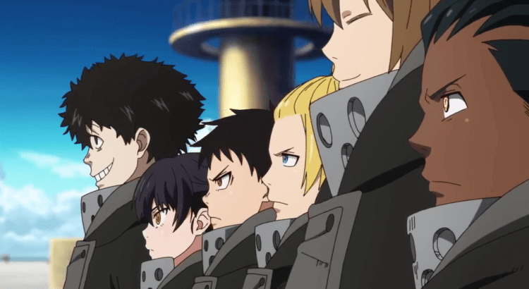 Enen no Shouboutai Season 2 Episode 12 Subtitle Indonesia