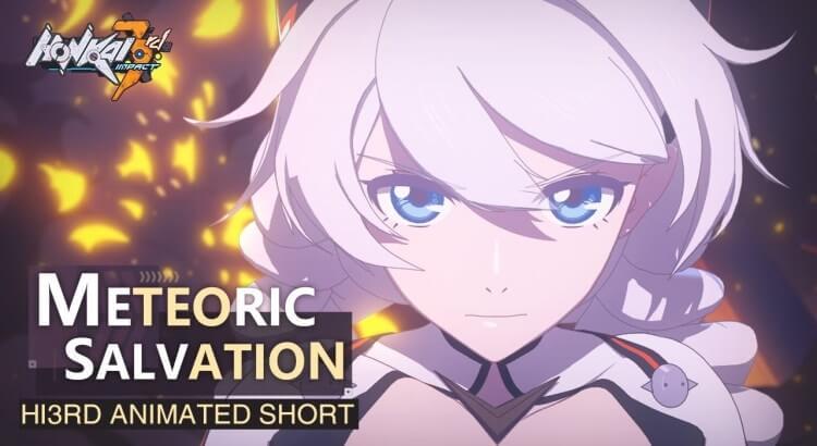 Honkai Impact 3 Animation: Meteoric Salvation Subtitle Indonesia