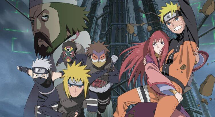 Naruto: Shippuuden Movie 4 – The Lost Tower BD Subtitle Indonesia