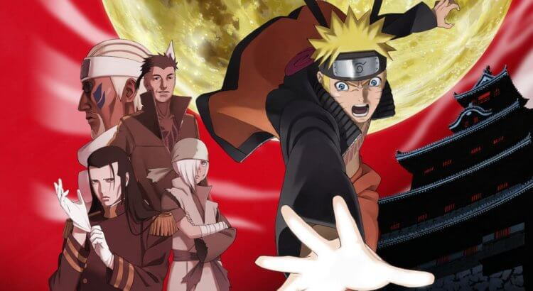 Naruto: Shippuuden Movie 5 – Blood Prison BD Subtitle Indonesia