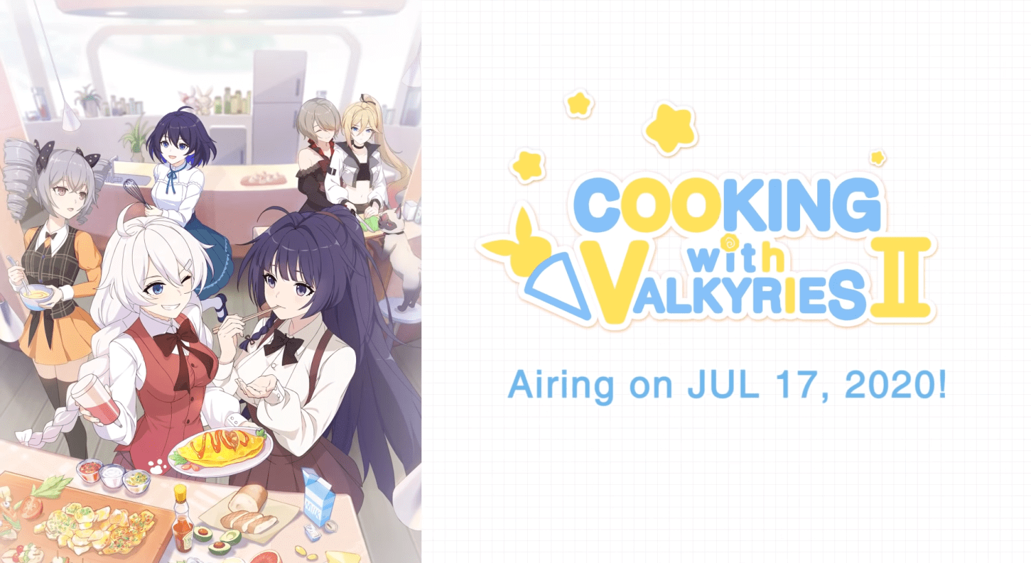 Cooking with Valkyries Season 2 Episode 02 Subtitle Indonesia