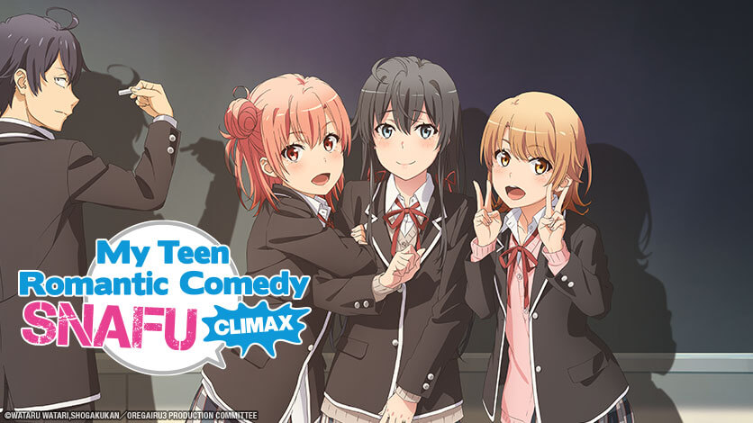 Oregairu Season 3 Episode 01 Sub Indo