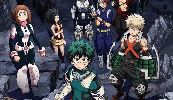 Boku no Hero Academia – Ikinokore! Kesshi no Survival Kunren Batch Episode 01-02 [END] Sub Indo
