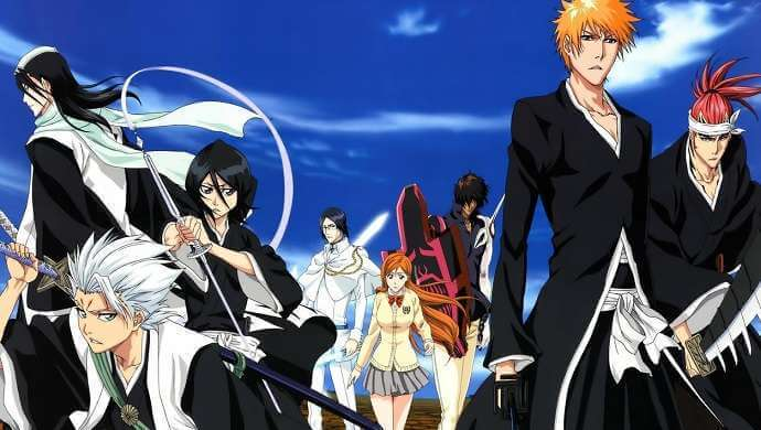 Bleach BD Episode 167 Sub Indo