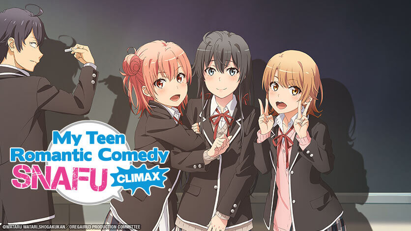 Oregairu Season 3 Episode 01 – 12 [BATCH] Subtitle Indonesia