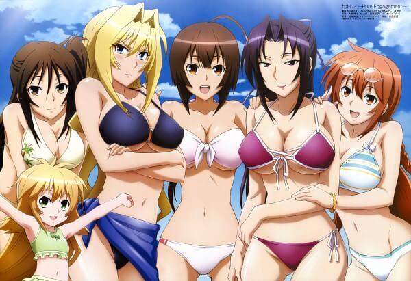 Sekirei: Hajimete no Otsukai Episode 1 Subtitle Indonesia