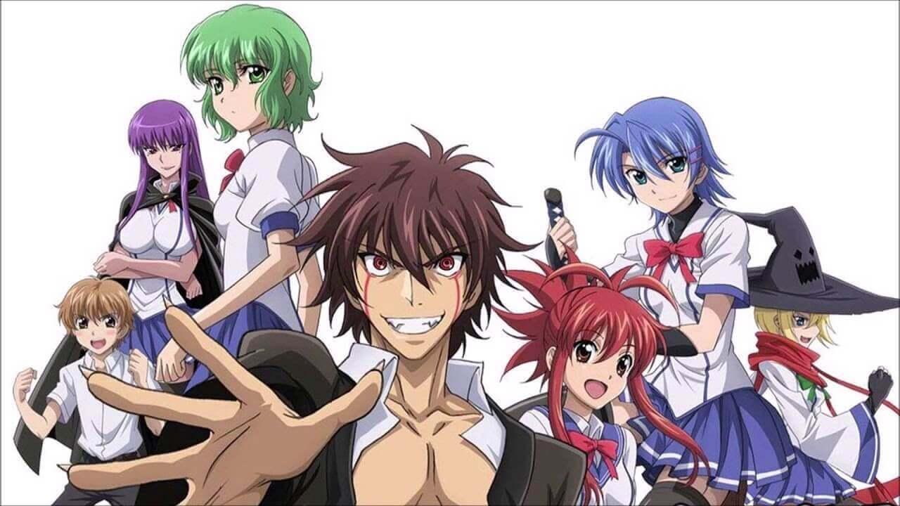 Ichiban Ushiro no Daimaou Episode 1 – 12 Subtitle Indonesia